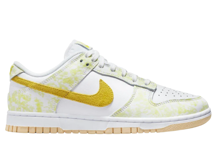 Nike Dunk Low Yellow Strike (W)