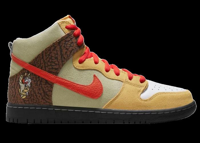 Nike Color Skates SB Dunk High Kebab And Destroy