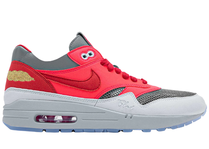 Nike Air Max 1 Clot Solar Red