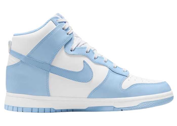 Nike Dunk High Aluminum (W)