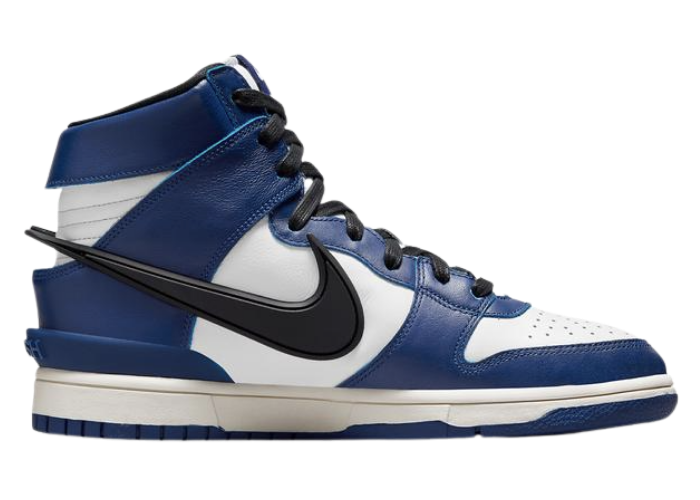 Nike Dunk High Ambush Deep Royal Blue