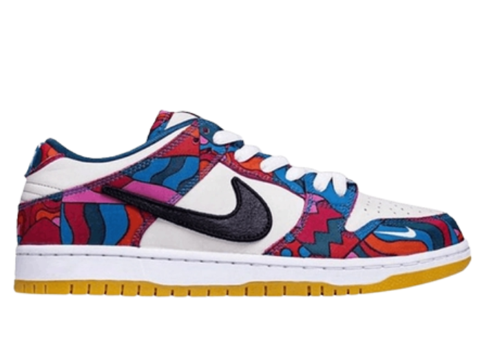 Nike SB Parra Dunk Low Pro Abstract Art