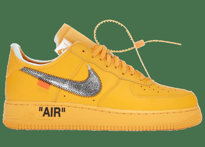 Nike Air Force 1 Low OFF-WHITE Lemonade