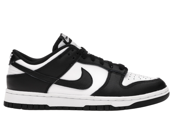 Nike Dunk Low White Black (W)
