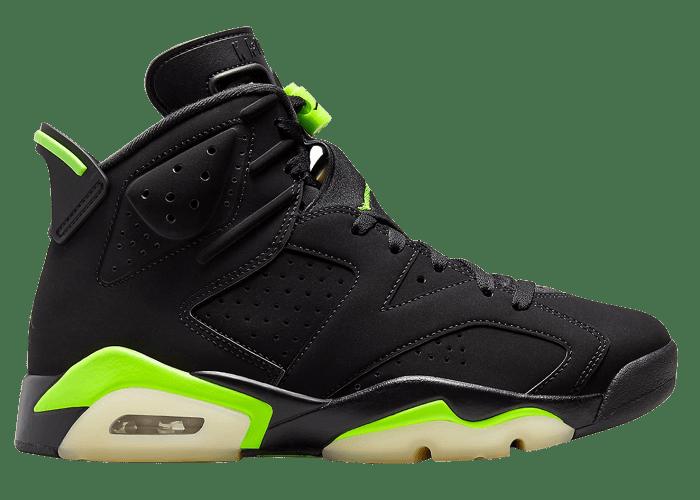 Jordan 6 Retro Electric Green