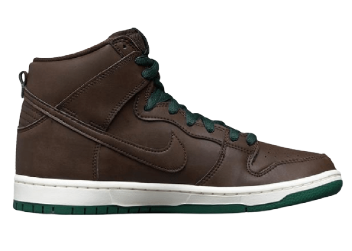 Nike SB Dunk High Vegan Baroque Brown