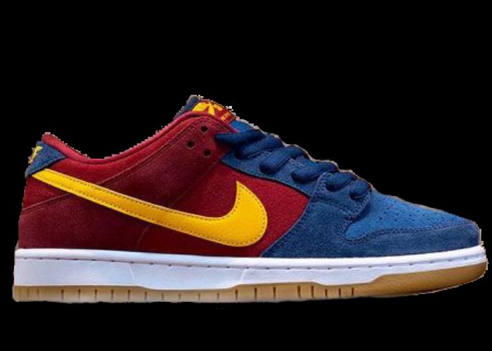 Nike SB Dunk Low Catalonia