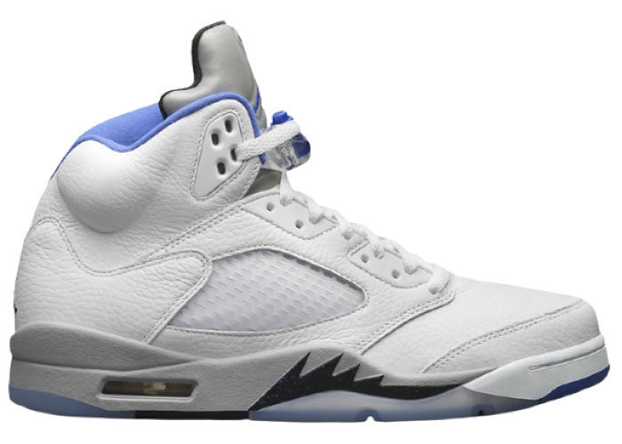 Jordan 5 Retro White Stealth (2021)