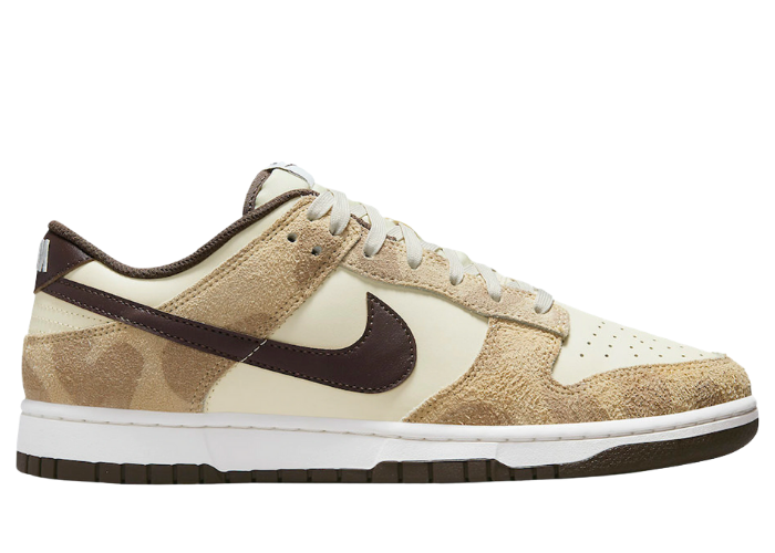 Nike Dunk Low Retro PRM Animal Pack Giraffe