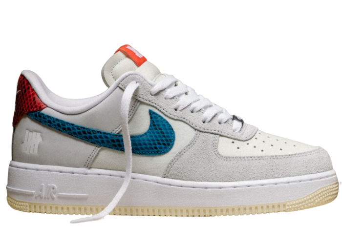 Nike Air Force 1 Low Undefeated 5 On It