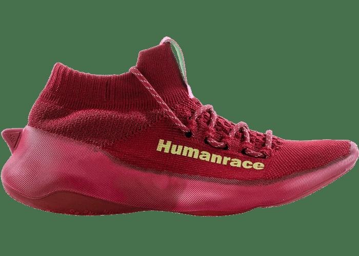 adidas Humanrace Sičhona Burgundy