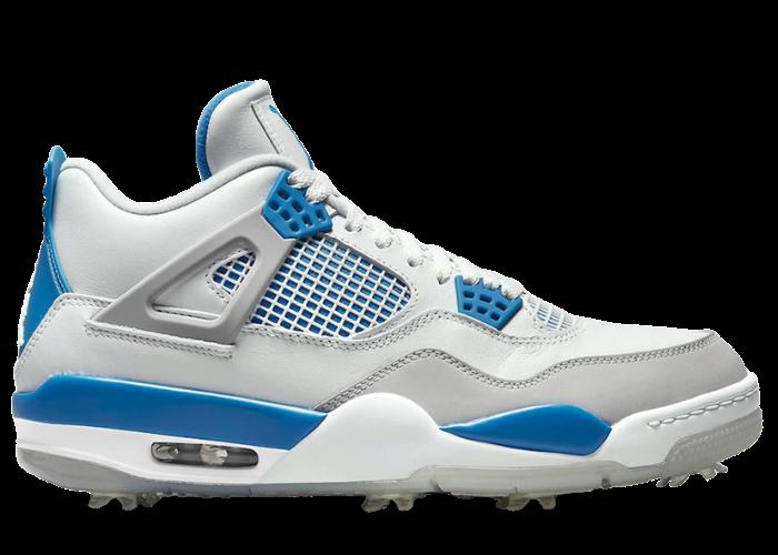 Jordan 4 Retro Golf Military Blue