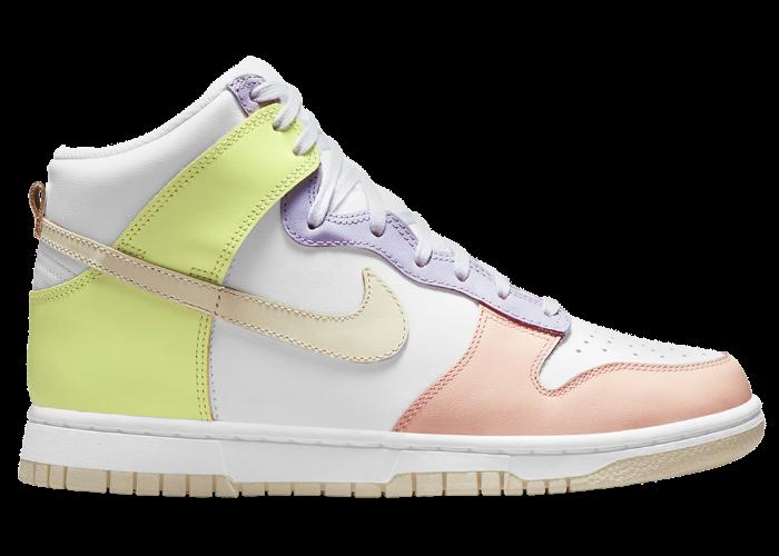 Nike Dunk High Lemon Twist (W)