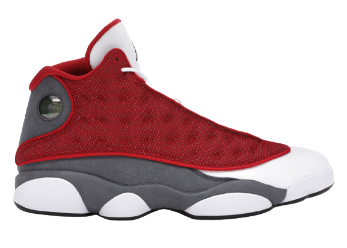Jordan 13 Retro Gym Red Flint Grey