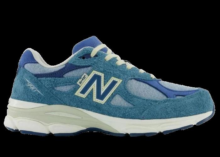New Balance Levis 990v3 Mallard Blue