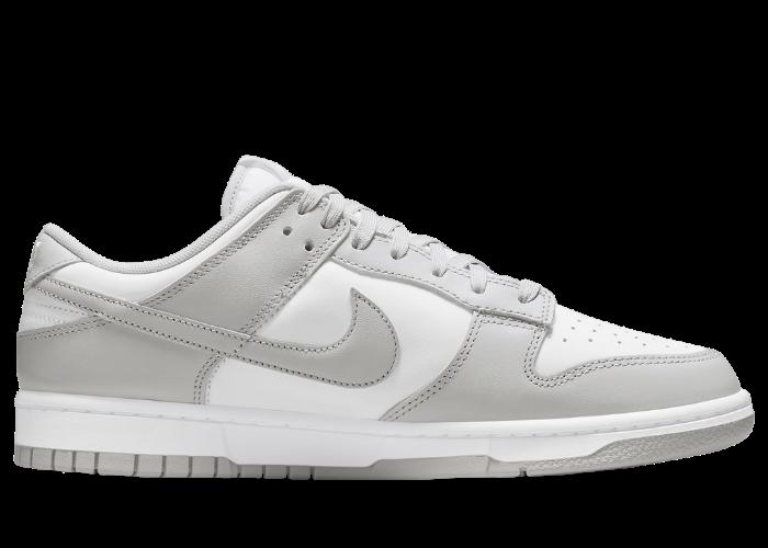 Nike Dunk Low Retro White/Grey Fog