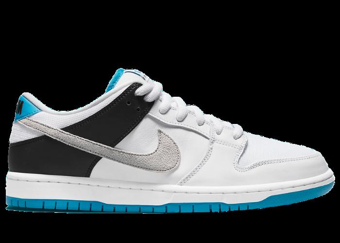 Nike SB Dunk Low Laser Blue